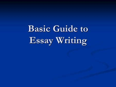 How to Write a Thesis Statement in 5 Simple Steps